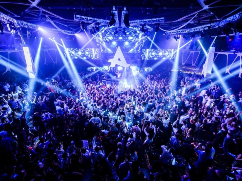 The best clubs in Las Vegas